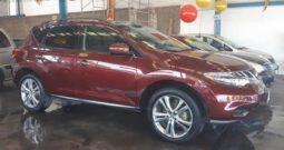 MURANO EXCLUSIVE AWD 2012