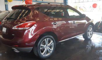 MURANO EXCLUSIVE AWD 2012 full
